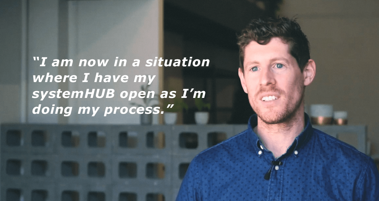 Michael Coleman and systemHUB