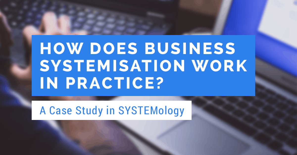 business systemisation in practice